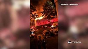 """Christmas Eve apartment fire in Spartanburg """"set ..."""