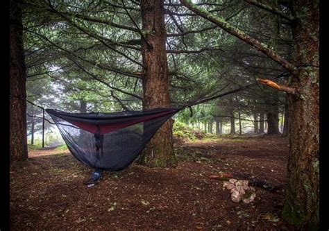 Sleeping In An Eno Hammock by Sleeping In A Hammock Could Save Your Eno Eagles