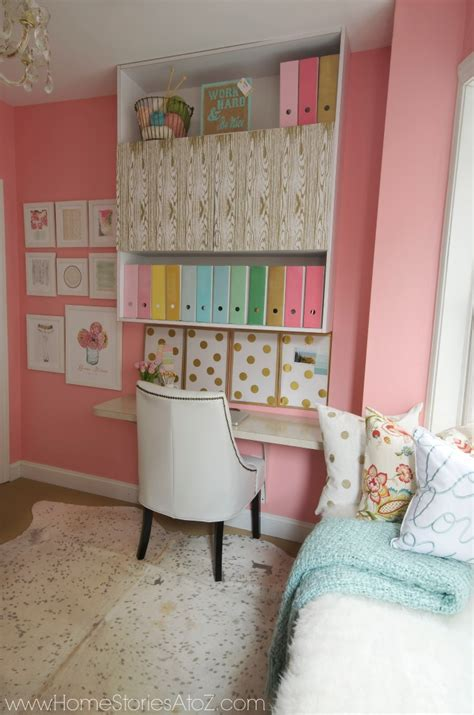 Craft Room Reveal Sherwin Williams Hopeful Pink