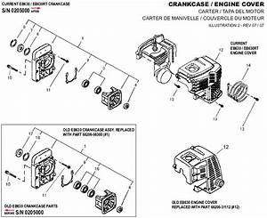 Shindaiwa Eb630 And Eb630rt Backpack Blower Parts Diagrams
