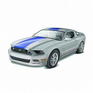 2014 Ford Mustang GT 1:25 Scale Model Kit - Revell - Classic Cars - Model Kits at Entertainment ...