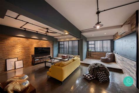 Hdb Home Design Ideas by 12 Must See Ideas For Your 4 Room 5 Room Hdb Renovation