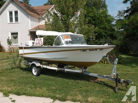 Used Boat Motors Eau Claire Wi by 1966 Duracraft 1966 Boat In Stanley Wi 4328745851