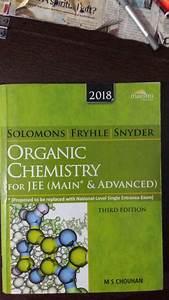 Solutions Manual Organic Chemistry Solomons 11e Pdf  U0026gt  Iatt