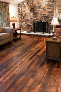 barn wood flooring for the home