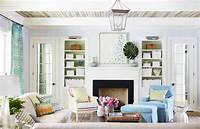 coastal living rooms Interior Design as Inspiration for Web Design