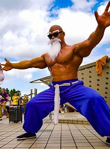 This Man Is The True Master Of Dragon Ball Cosplay   Bored ...