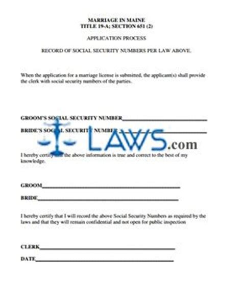 social security name change form florida form record of social security numbers maine forms
