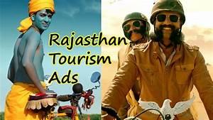 Brilliant Rajasthan Tourism Ads   Jaane Kya Dikh Jaye ...