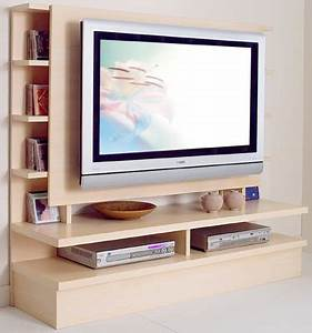 Table Pour Tv : table television ecran plat meuble tv grande hauteur ~ Teatrodelosmanantiales.com Idées de Décoration