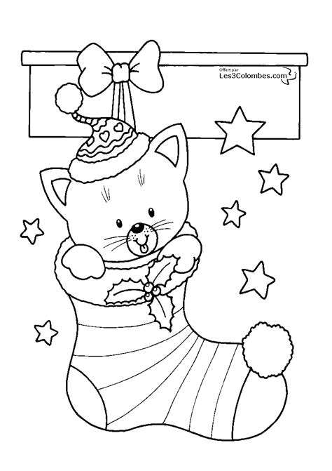 coloriage noel gratuit imprimer hugo l escargot