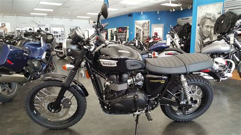 Triumph Scrambler Motorcycles For Sale In Knoxville, Tennessee