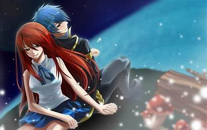 Erza Fairy Tail Scarlet Wallpapers Juvia Gray