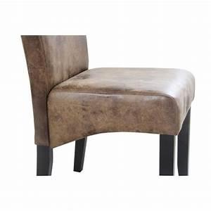 cuba lot de 2 chaises de salle a manger style vintage With meuble salle À manger avec chaise salle a manger pas cher lot de 6