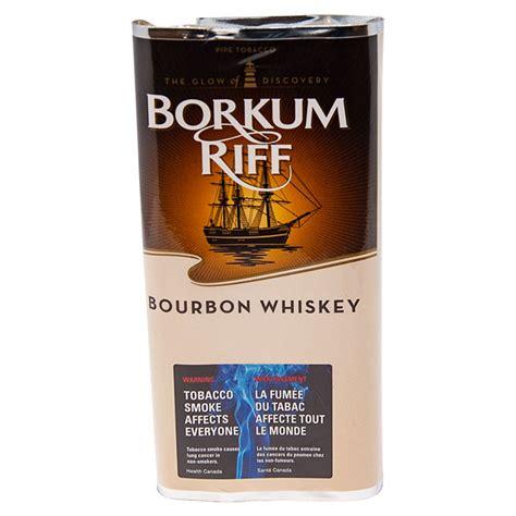 Bulk Borkum Riff Pipe Tobacco - Bourbon Whiskey ...