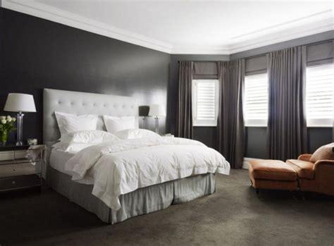dark brown carpet  color walls bedroom  grey