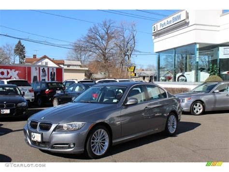 Bmw Space Grey by 2009 Space Grey Metallic Bmw 3 Series 335xi Sedan