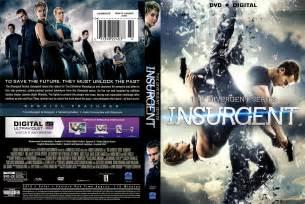 Insurgent Cover DVD