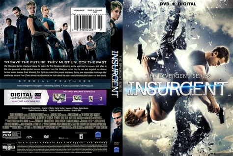 insurgent front dvd covers cover century