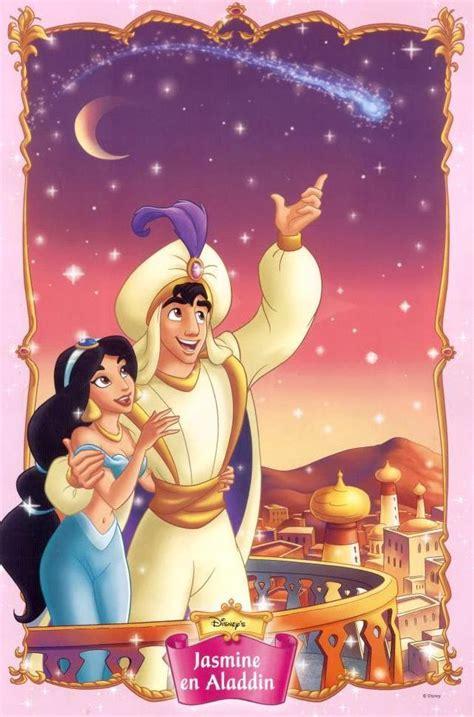 aladdin  jasmine disney couples photo  fanpop