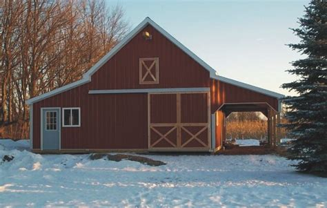 Apple Pond Country Garage Plan