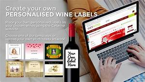 Create your own wine label this festive season getwinecoza for Creating your own wine brand