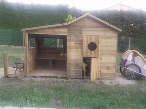 Maison Enfant Castorama : la cabane de sacha hacienda castorama le blog de la ~ Premium-room.com Idées de Décoration