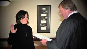 Ray Larson Sworn-in as Fayette Commonwealth's Attorney for ...