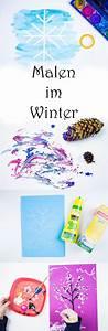 Basteln Winter Kindergarten : 6 ideen zum malen im winter mit kindern video kinderkram basteln mit kleinkindern ~ Eleganceandgraceweddings.com Haus und Dekorationen