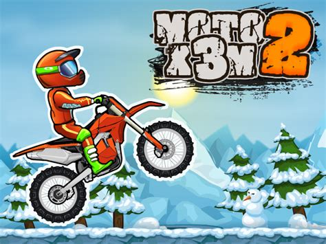 Play Moto X3m Online Free