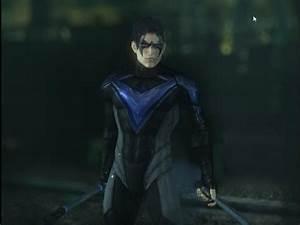 Batman Arkham City Mods Nightwing Injustice - YouTube