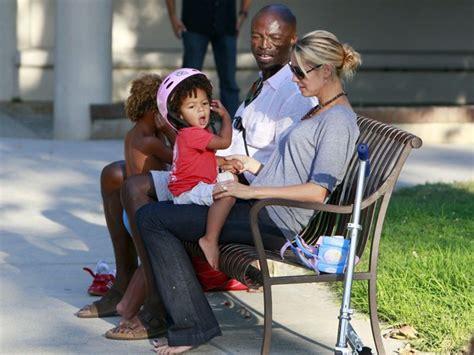 Model heidi klum has 4 children. Heidi Klum, Seal, Johan Samuel - Seal Photos - HEIDI KLUM ...