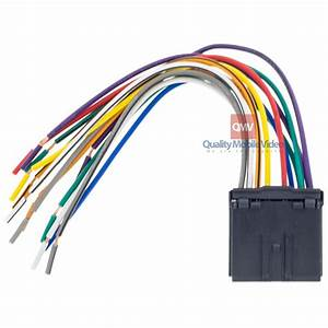 Metra 70-7001 Car Stereo Wiring Harness For 1992