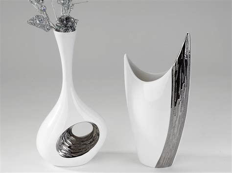 Silver Vases Shop The Best Deals For