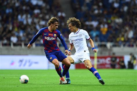 The blues commence with the season as the premier league heads towards the end of the 2017/2018 season, and chelsea are fighting to get a shot at champions league action. FC Barcelona & Chelsea FC thrill Japan fans in Rakuten Cup opener