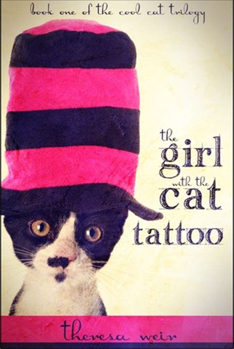 girl   cat tattoo cool cats   theresa