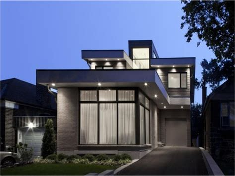 Modern Bungalow House Plans Small Modern House