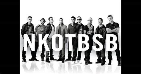 Les New Kids On The Block Et Les Backstreet Boys En
