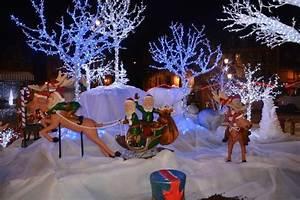 Decoration De Noel Exterieur Lumineuse : no l ext rieur clair de r ve ~ Preciouscoupons.com Idées de Décoration