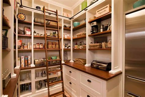 Large Pantry 35 Clever Ideas To Help Organize Your Kitchen Pantry