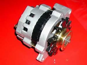 12 Volt  140 Amp  Mini Gm Style Racing Alternator