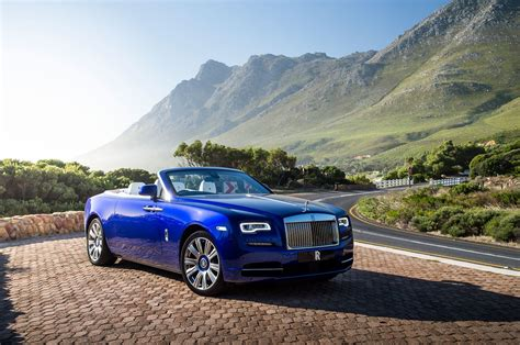 2018 Rolls Royce Dawn Review And Rating Motor Trend