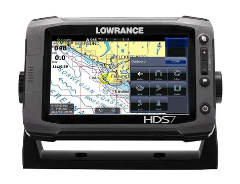 Lowrance Updates Software For Hds Displays