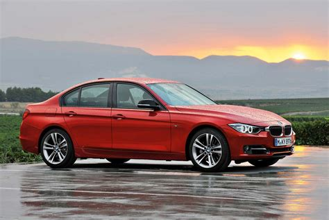 First Look Redesigned 2012 Bmw 3series