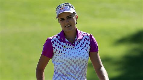 Lexi Thompson Fires Back At Instagram Trolls  Golf Channel