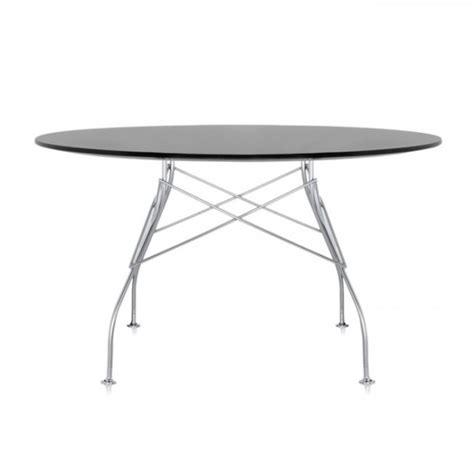 tisch rund schwarz tisch rund glossy schwarz 45613p im aoshop de kaufen