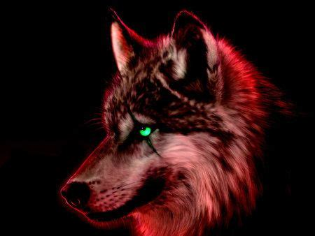 Alpha Wolf Blood Moon Wolf Wallpaper by Wolf Wolf Anime Photoshop Wolf Pictures