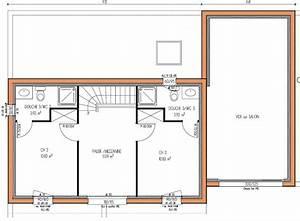 plan maison 3 etages With plan maison 2 niveaux