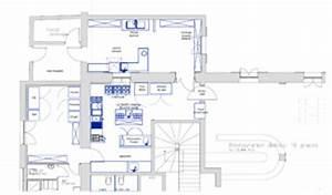 logiciel plan 2d With plan cuisine professionnelle normes
