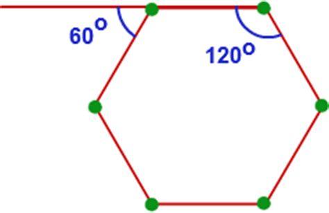 size   exterior angle   regular